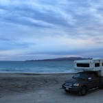 Spent a few mellow days, undistracted, on this quiet beach east of La Paz
