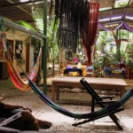 Best hostel to be caught in the rain (Hotel Tucan)