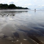 Warmest water yet in Playa Uvita
