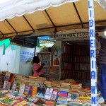 First time we've seen anything like it, an open air book market