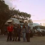 Sunset in Vilcabamba
