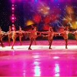 My brief stint as a Vegas showgirl, on ice